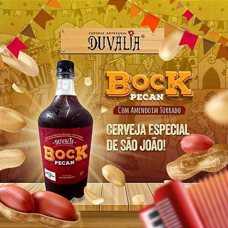 Duvália Bock Pecan Com Amendoim Torrado