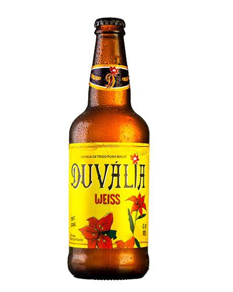 DUVÁLIA WEISS 500ml (CAIXA COM 6 UNIDADES)