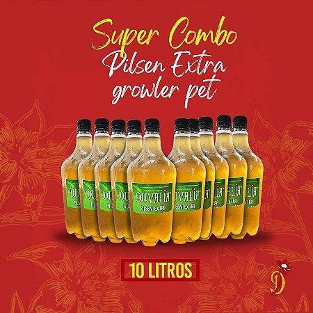 COMBO SUPER PILSEN EXTRA - 10 LITROS