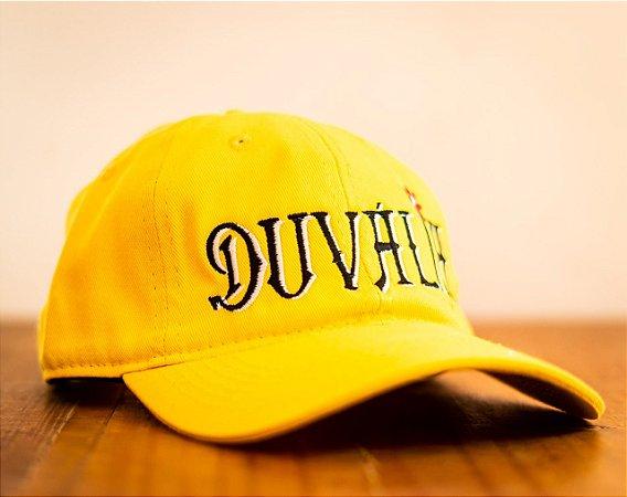 Boné Cap Duvália Amarelo