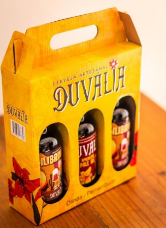 KIT PRESENTE (2 IPA 500ML + 1 APA 500ML)