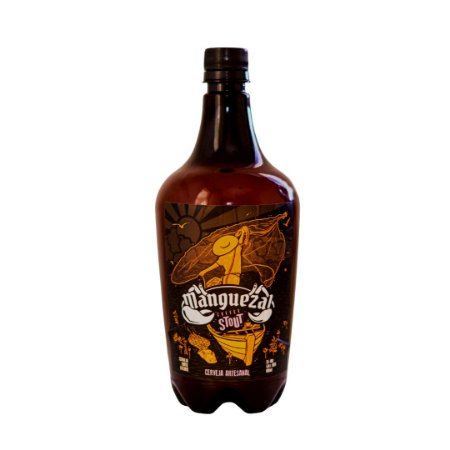 COFFEE STOUT MANGUEZAL 1L GROWLER PET