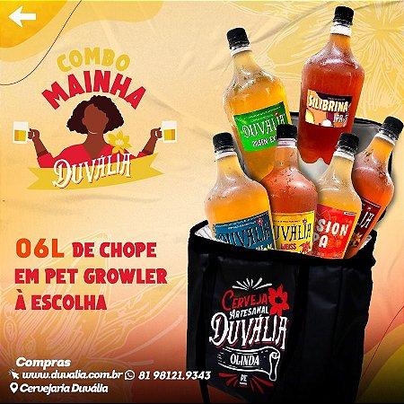 COMBO MAINHA DUVÁLIA