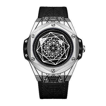 Relógio Quartz de Luxo Ruimas Onola RL533 Original A Prova D'água