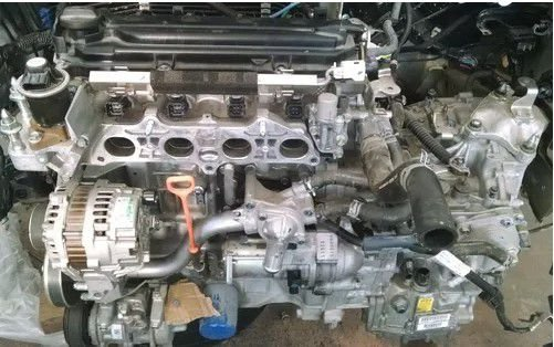 MOTOR HONDA FIT LXL FLEX | 2009
