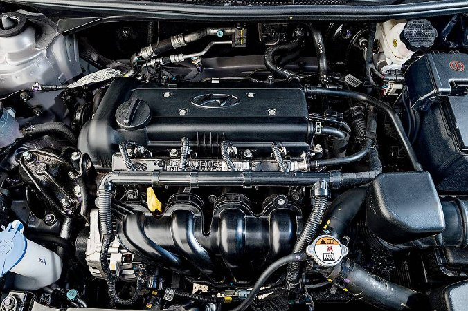 MOTOR HB20 1.6 AUTOMÁTICO CONFORT | 2015