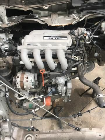 MOTOR HONDA CITY LX FLEX 1.5 | 2013/2014