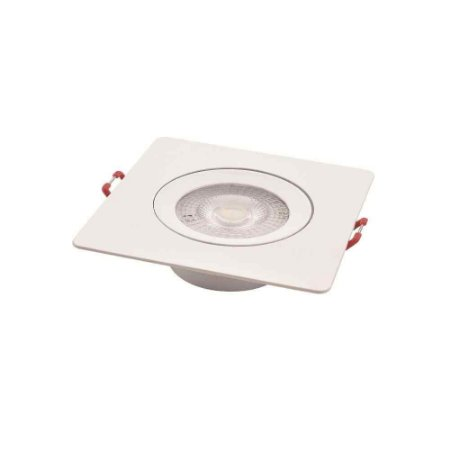 SPOT LED QUADRADO 03W BF 6000K ALL LED