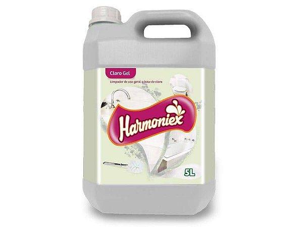 CLORO GEL 5L. HARMONIEX