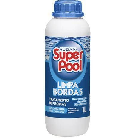 LIMPA BORDAS 1L. SUPER POOL AUDAX
