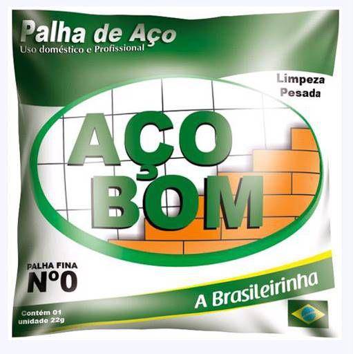 PALHA DE AÇO Nº 0 FINA AÇO BOM