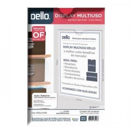 QUADRO MULTIUSO OFICIO DELLO CRISTAL(106299)