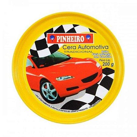 CERA AUTOMOTIVA TRADICIONAL 200GR. PINHEIRO