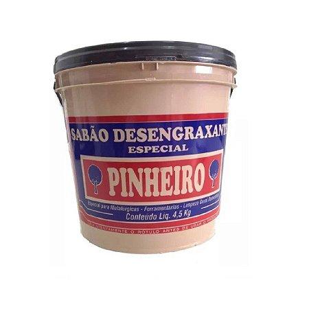 DESENGRAXANTE EM PASTA 4,5KG. PINHEIRO