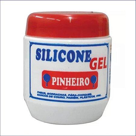 SILICONE EM GEL 250GR. PINHEIRO