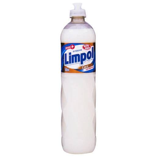 DETERGENTE 500ML. COCO LIMPOL