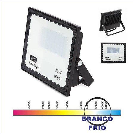 REFLETOR LED 30W BF IP67 MICROLED GALAXY