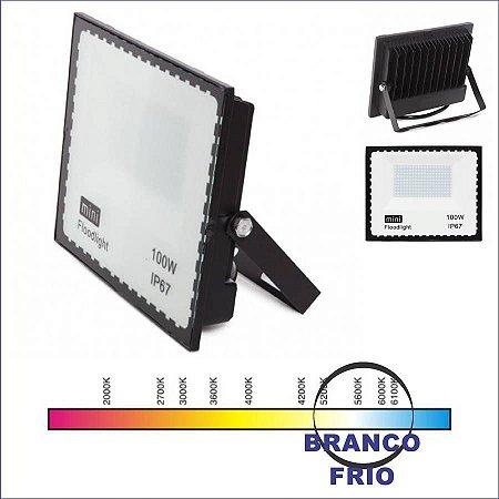 REFLETOR LED 100W BF IP67 MICROLED MINI ENT