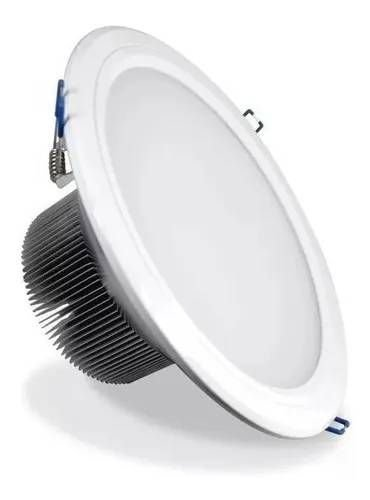 SPOT LED REDONDO 06W 3000K BQ Ø110X30MM (NICHO 70MM) POWER