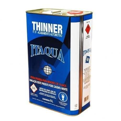 THINNER 5L. ITAQUA