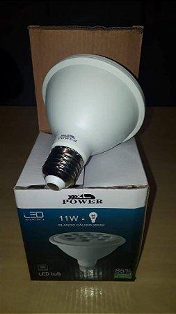 LED PAR 30 11W 6000K BIVOLT E27 POWER