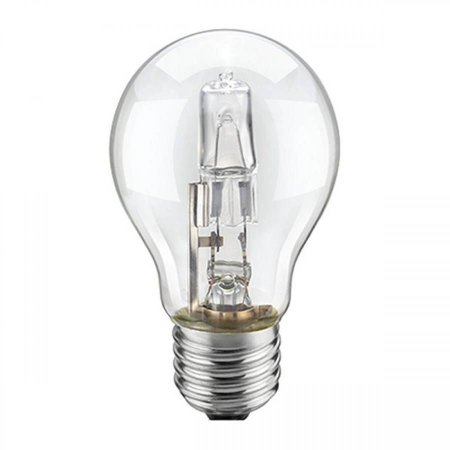 LAMPADA HALOGENA BULBO 105W 220V E27 ECOLUME