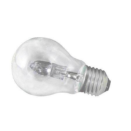 LAMPADA HALOGENA BULBO 42W 127V E27 ECOLUME