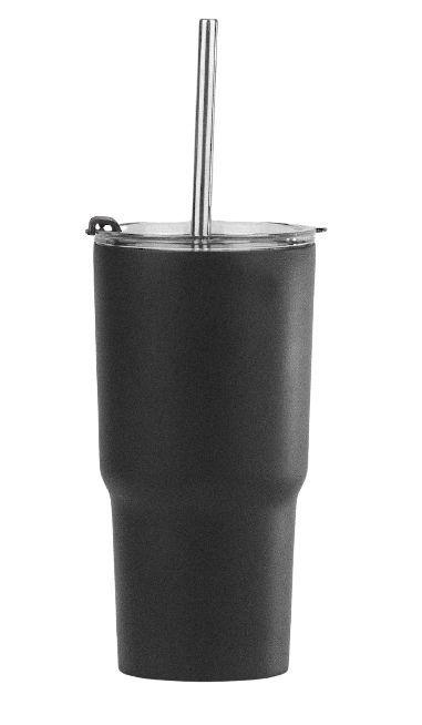 Copo Térmico Beezer Preto 500ml - MOKHA