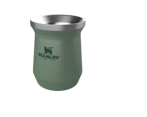 Cuia Térmica Classic Verde Green 230ml - STANLEY