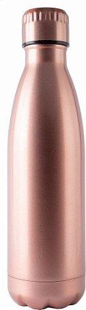 Garrafa Térmica Gyme Rose Gold 750ml  - MOKHA