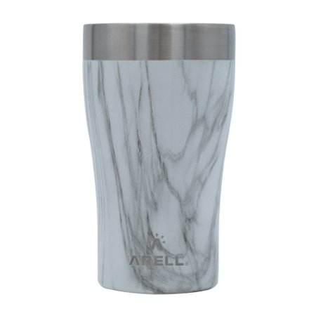 Copo Térmico de Cerveja 500ml Carrara Marble - Arell