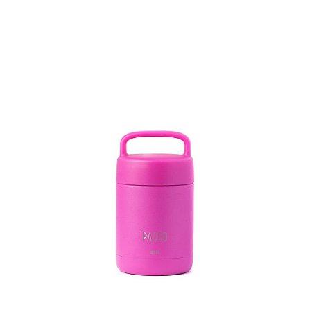 Pote Térmico Food Jar 350ml Pink - PACCO BY