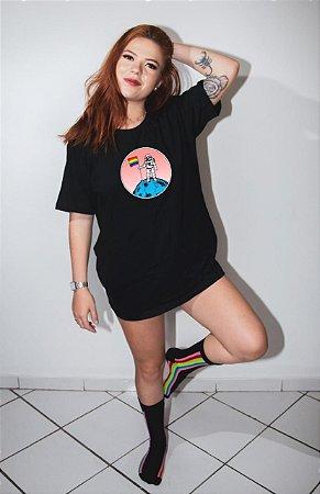 Camiseta Astronauta Pride