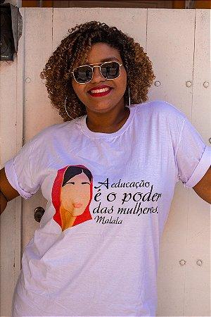 Camiseta Malala