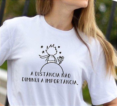 Camiseta A distancia