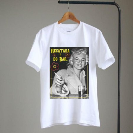 Camiseta Recatada e do Bar