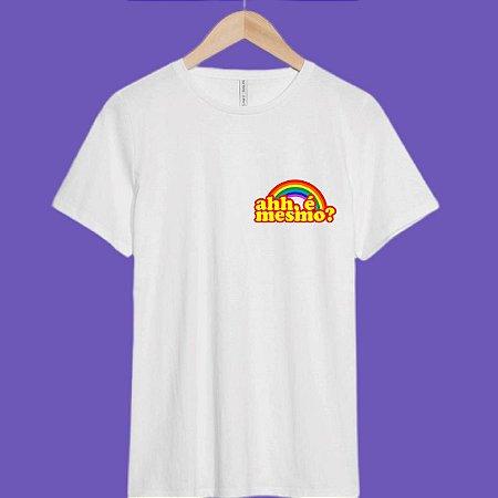 Camiseta Ahh,  mesmo