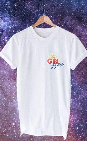 Camiseta Girl boss