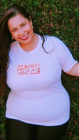Camiseta Feminist Fight