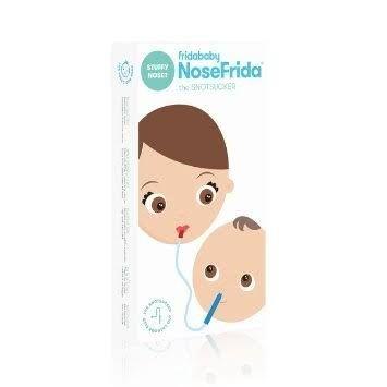 NoseFrida Aspirador Nasal - Com Estojo