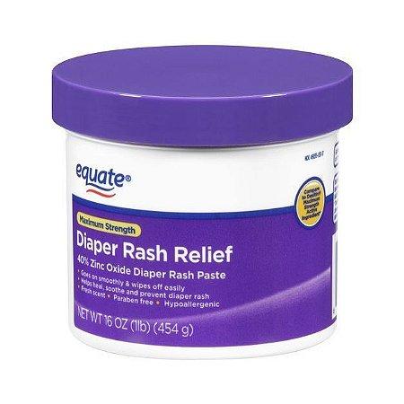Equate Roxa 454gr - Tratamento Assadura Importada