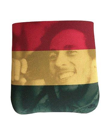 BAG DE PROTEÇAO PARA POWERBANK BOB MARLEY
