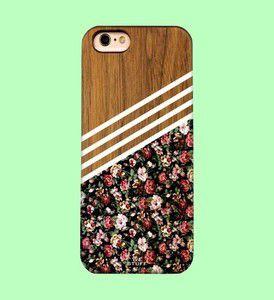 """Capa para Celular """"Case"""" Floral Bambu"""