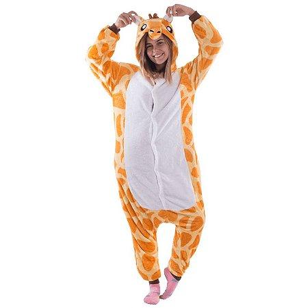 Pijama kigurumi Girafa