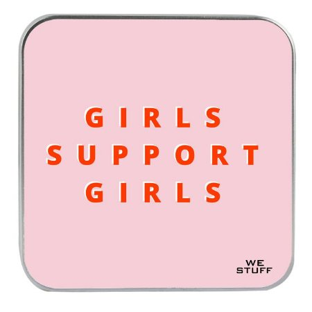 "CARREGADOR PORTATIL ""POWERBANK"" STYLE GIRLS SUPPORT GIRLS COM 7.800 mAh"
