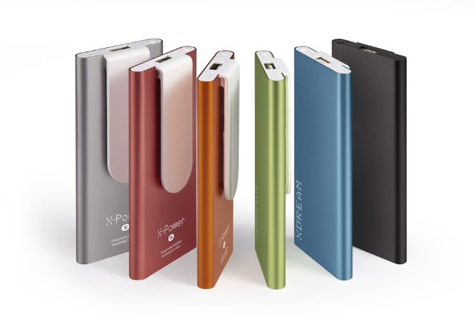 "CARREGADOR PORTATIL ""POWERBANK"" XS DE 3.000 mAh"
