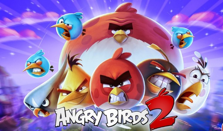 ANGRY BIRDS 007 A4