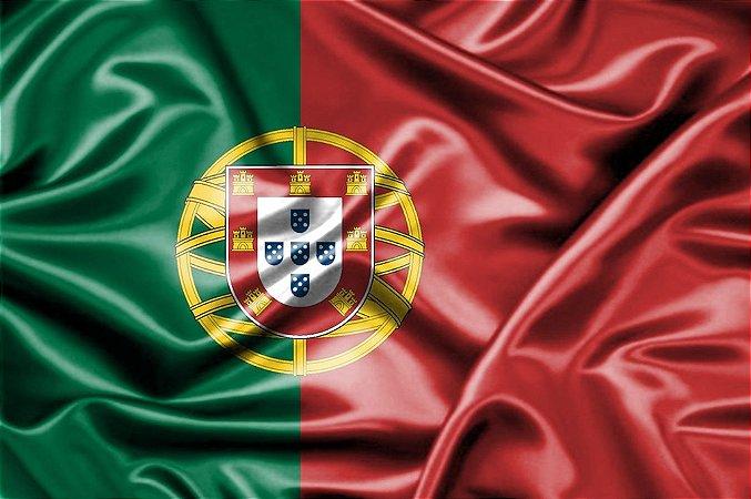 BANDEIRA PORTUGAL 001 A4