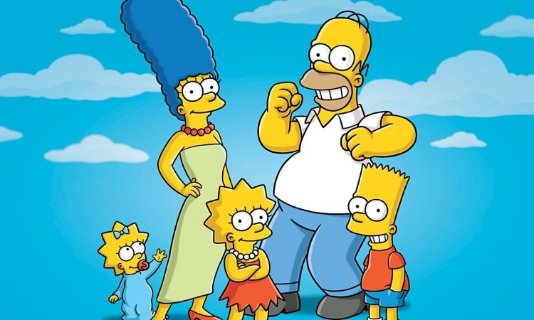SIMPSONS 002 A4