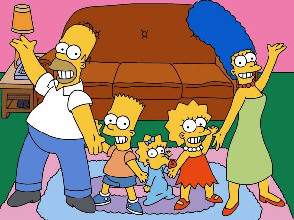 SIMPSONS 003 A4
